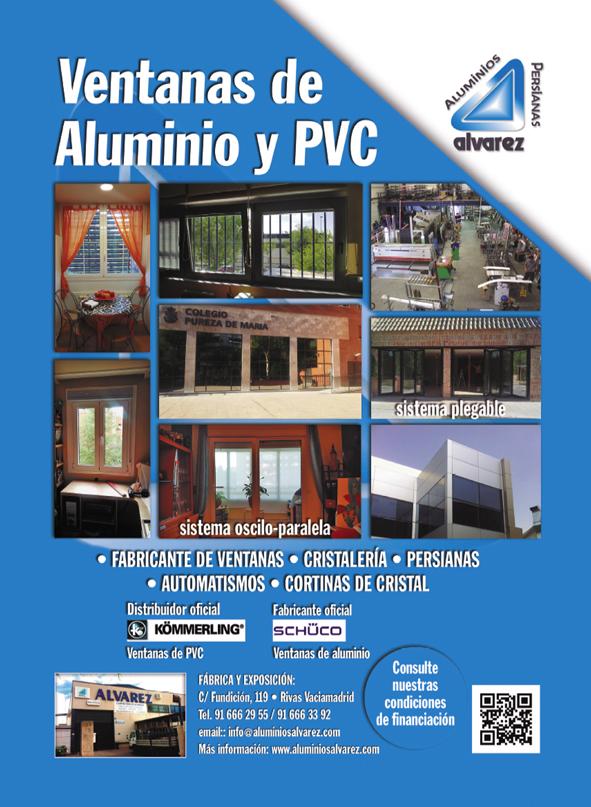 fabricantes de ventanas de aluminio y pvc