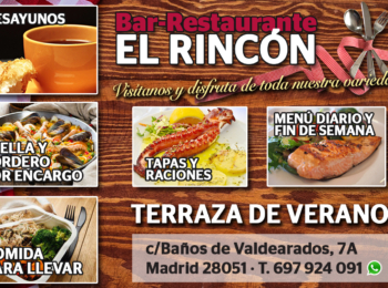 El Rincón Bar Restaurante