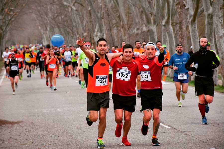 La Xv Media Maratón De Latina Tercera Prueba Del Circuito 2020 Busca Corredores De Leyenda Revista Solo Pau