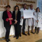 Premiados por un proyecto que mejora el tratamiento antibiótico en hospitalización a domicilio